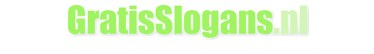gratis slogans